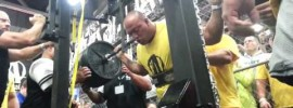 Eric Lilliebridge 411kg (906 lbs) Squat
