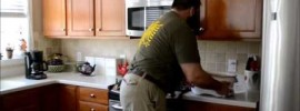 Weightlifter's Kitchen – Chicken Noodle Soup