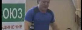 Andrei Rybakou 191kg SnatchAndrei Rybakou