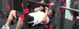 Brandon Lilly Bench Press Instruction
