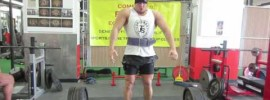 Pete Rubish 370kg Deadlift Double