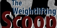 weightlifting scoop