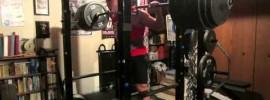 Pete Rubish 304kg Squat PR