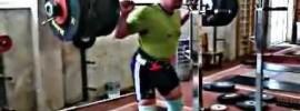 Igor Lukanin 320kg Squat Double
