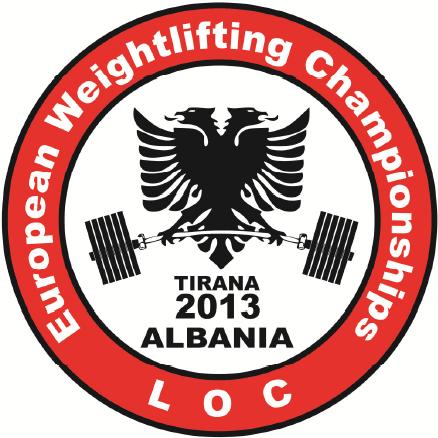 2013 European Weightlifting Championships Albania