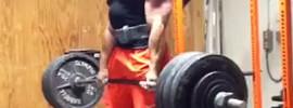 Dan Green 300kg x5 Deficit Deadlift