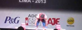 Valentin Hristov 178kg Clean & Jerk Junior World Record