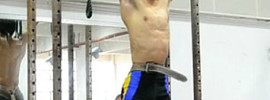 Wu Jingbiao Weighted BTN Pull Ups