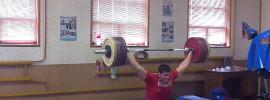 Alexey Lovchev 210kg Shanct from Blocks