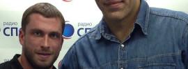 Dmitry Klokov Interview on Radio Sport