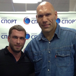 Dmitry Klokov Radio Interview with Nikolai Valuev