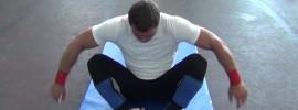 Dmitry Klokov Warm Up / Mobility Routine