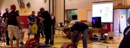 Kade Weber 385kg Deadlift