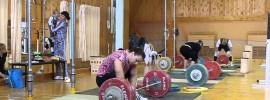 Nadezda Evstyukhina 130kg Snatch