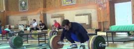 Ramazan Rasulov 180kg Deficit Snatch