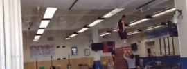 Jared Fleming 170cm (Running) Box Jump