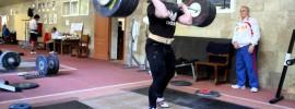 Artem Okulov 205kg Clean & Jerk