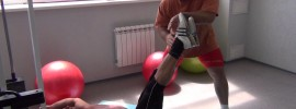 Dmitry Klokov Ab Workout