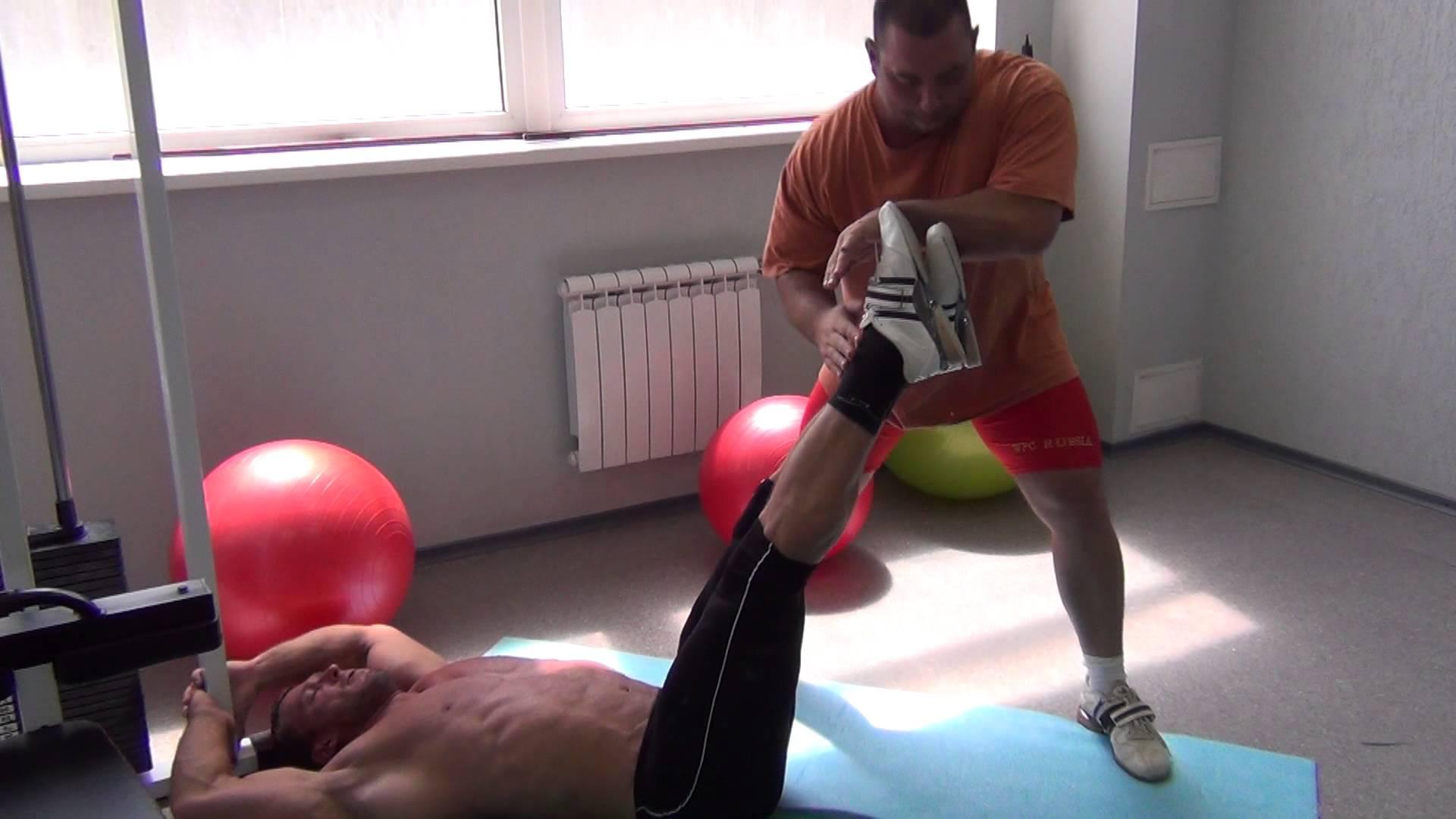 Dmitry Klokov Ab Workout - All Things Gym