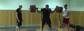 Mikhail Koklyaev 312.5kg Squat x9