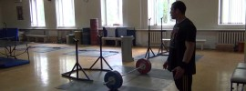 Tour of David Rigert's Weightlifting Academy in Taganrog