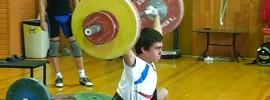 Viacheslav Irakin Vyacheslav Yarkin 115kg Snatch