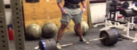 Brian Shaw 448kg (985lbs) Deadlift