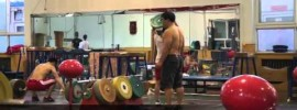 Chinese Weightlifting Experience