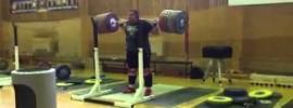 Chingiz Mogushkov 340kg x2 Squat