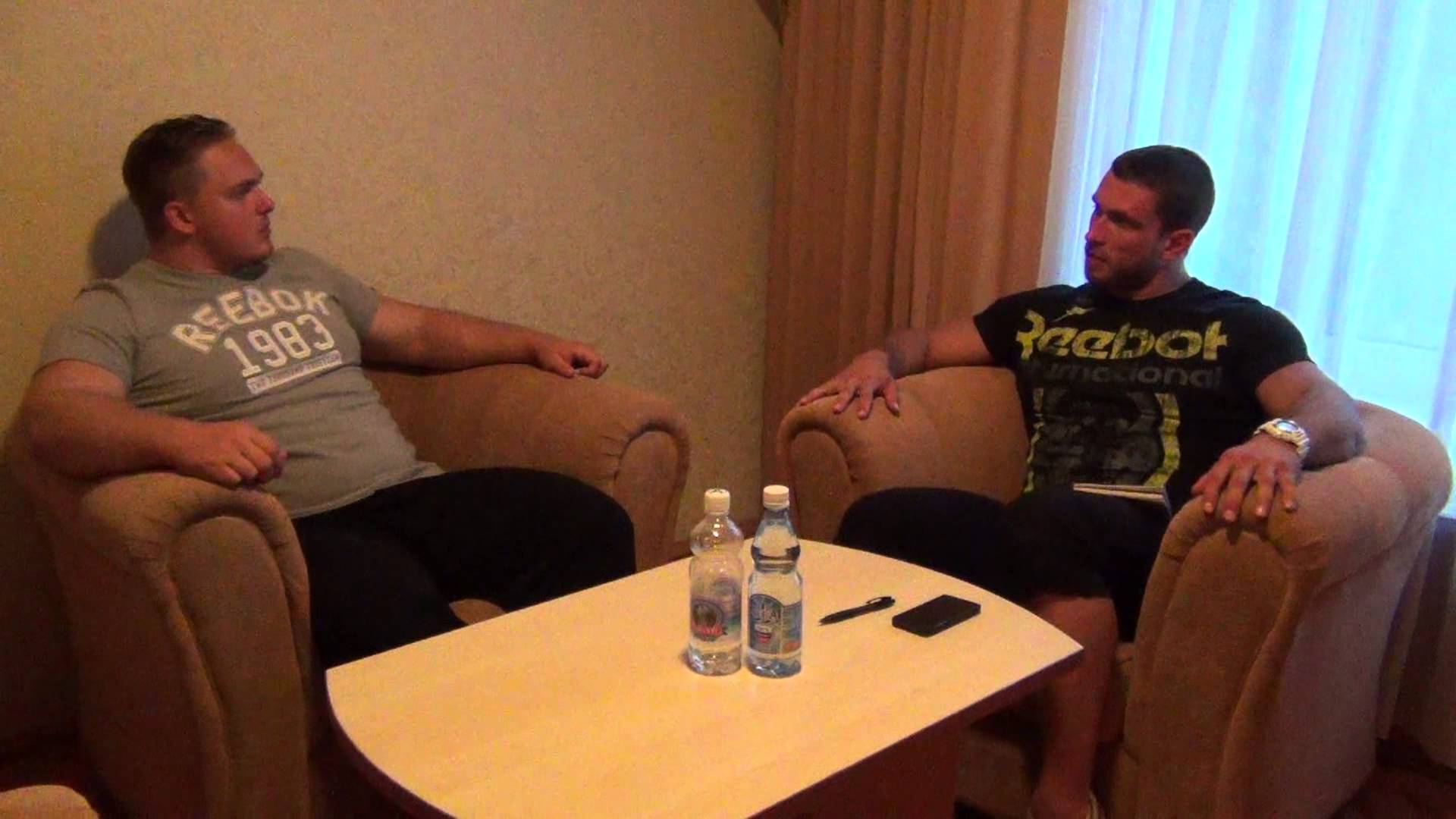 Dmitry Klokov Interviews Dmitry Lapikov - All Things Gym