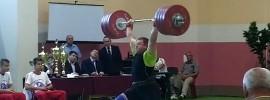 Andrei Aramnau 225kg Clean Jerk 2013 Belarus Weightlifting Nationals