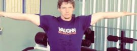 Chad Vaughn Overhead Mobility Warm Up