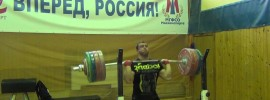 Dmitry Klokov 200kg x2 Push Press