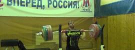 Dmitry Klokov 200kg x2 Push Press