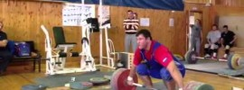 Alexey Lovchev 205kg Snatch