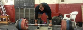 Graham Hicks 350kg x3 Deficit Deadlift