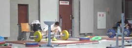 Lu Xiaojun & Liao Hui 2013 Worlds Training Hall