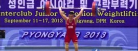 Om Yun Chol 169kg Clean & Jerk World Record