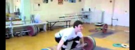 Vladislav Lukanin 160kg Snatch Pull + Snatch and 170kg Snatch