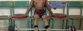 Isometric Leg Extension Holds