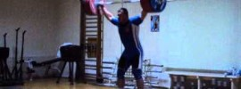 Dmitry Lapikov 215kg Snatch + 251kg Clean & Jerk