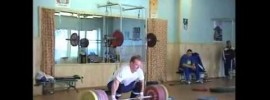 Gleb Pisarevskiy 255kg Clean (and more Massive Lifts from the 2004 Russian Team)