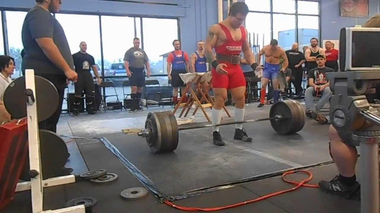 Jesse norris 362kg deadlift 861kg total at 90kg all things gym