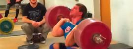 Arthur Mugurdumov 225kg Clean & Jerk