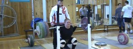 Ekaterina Katina 190kg x2 Squat 140kg Clean & Jerk