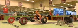 Lidia Valentin Perez 124kg Snatch + 140kg C&J