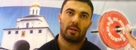 Dmitry Berestov Ends Weightlifting Career