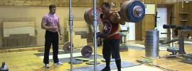 Vasiliy Polovnikov 260kg x2 Paused Squats