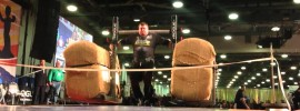 2014 Arnold Strongman Classic Results & Videos