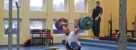 marcin dolega 190kg snatch